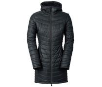 Rimbi - Mantel für Damen - Schwarz