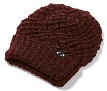 Riva Cuff - Mütze für Damen - Rot