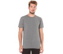 Basic Pocket - T-Shirt - Grau