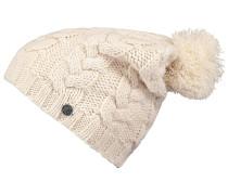 Sera Wool Alpaca Mix - Mütze für Damen - Weiß
