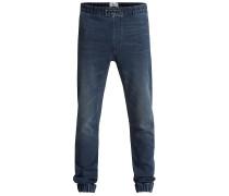 Fonic Fleece - Jeans für Herren - Blau