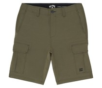 Scheme Submersible - Cargo Shorts