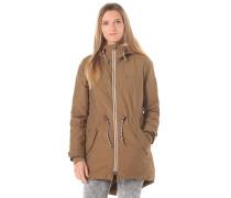 Sensi 3 - Mantel für Damen - Braun