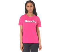 Grown On Sleeve Corp Print - Top für Damen - Pink