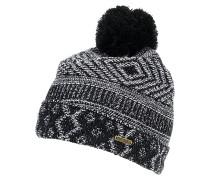 Wanted - Mütze für Damen - Schwarz