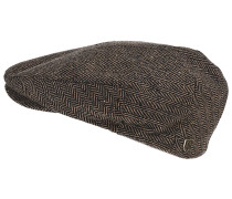Hooligan Snapback Cap - Braun