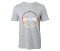 Big Mama Round Logo - T-Shirt für Herren - Grau