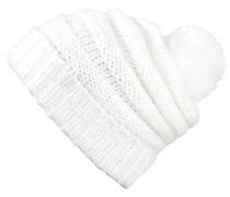 Scrunch - Mütze für Damen - Weiß