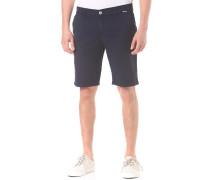 Port Slim 2 - Chino Shorts für Herren - Blau
