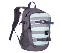 School Backpack - Rucksack - Grau
