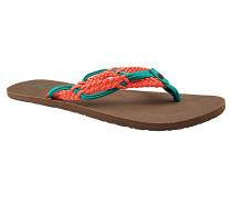 Tipsy - Sandalen für Damen - Mehrfarbig