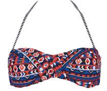Luisa - Bikini Oberteil für Damen - Blau