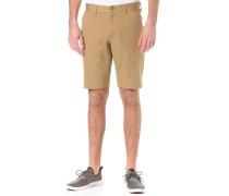 Frickin Modern Stretch - Chino Shorts für Herren - Beige
