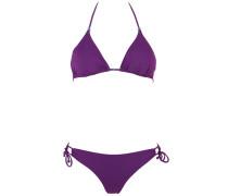 Latoya - Bikini Set für Damen - Lila