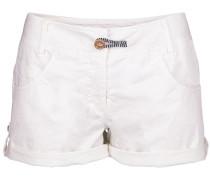 Leyla - Shorts für Damen - Weiß