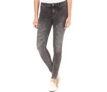 Mid Spray - Jeans für Damen - Grau