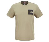 Fine - T-Shirt für Herren - Beige