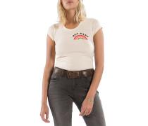 Janet - T-Shirt für Damen - Weiß