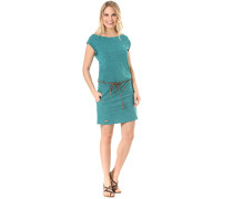 Tag - Kleid für Damen - Grün