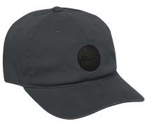 Curved Flexfit Cap - Schwarz