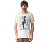 Garment Dyed E6 - T-Shirt für Herren - Weiß