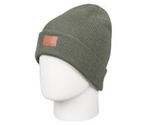 Label - Mütze für Herren - Grün