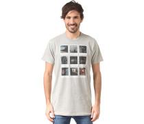 Polaroid - T-Shirt für Herren - Grau