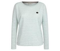 Zeich Ma Titten IV - Langarmshirt für Damen - Grün