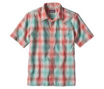 Puckerware - Slim - Hemd für Herren - Grün