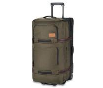 Split 100L - Reisetasche für Damen - Grün