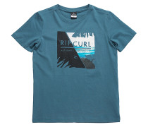 Breaker Wave - T-Shirt für Jungs - Blau