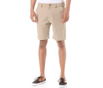 Grid - Shorts für Herren - Beige