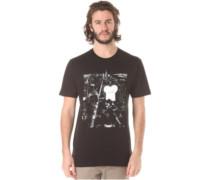 NYC Night Toast - T-Shirt für Herren - Schwarz