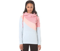 Summer Cheriemoya - Kapuzenpullover für Damen - Pink