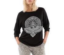 Magical Winter - T-Shirt für Damen - Schwarz