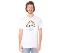 Panorma Slm - T-Shirt für Herren - Weiß