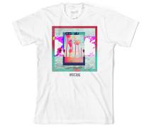 Skirt - T-Shirt für Herren - Weiß