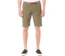 Lorenzo Long AKM 195 - Chino Shorts für Herren - Grün