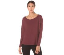 Vinimas - Langarmshirt für Damen - Rot
