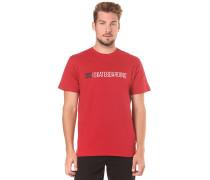 Minimal 16 - T-Shirt für Herren - Rot