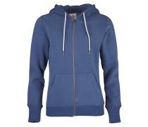 Herja - Kapuzenjacke für Damen - Blau