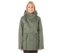 Cleo - Jacke für Damen - Grün