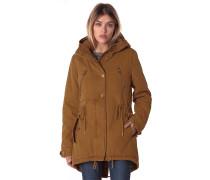 Anytime - Jacke für Damen - Braun