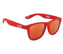Daily Shades Sonnenbrille - Rot