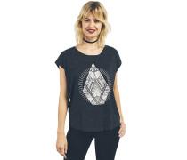 Stay Cosmic CT - T-Shirt für Damen - Schwarz