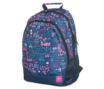 Star Let Proschool - Rucksack für Damen - Blau