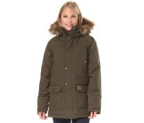 Trapper - Mantel für Damen - Grün