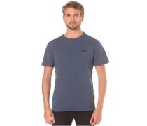 Basic T - T-Shirt für Herren - Blau