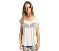 Lela - T-Shirt für Damen - Weiß