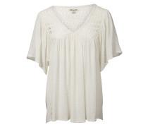 Behind The Sun - Bluse für Damen - Weiß